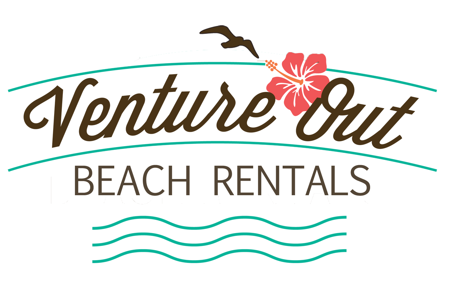 Venture Out Beach Rentals Logo