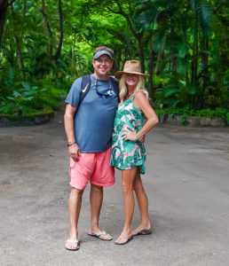 David and Kelli Sims, Venture Out Beach Rentals